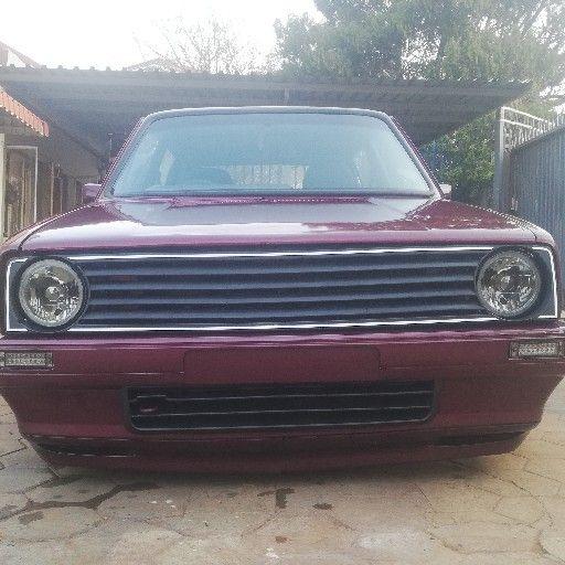 Golf 1  2L  8V  Sale/Swop