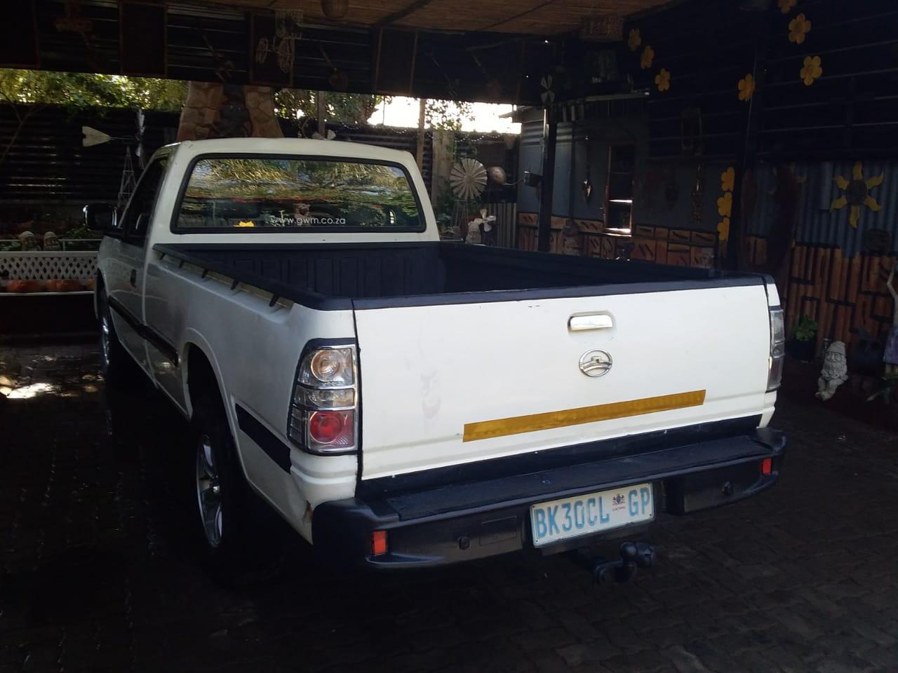 2007 GWM Single Cab 2.2MPi