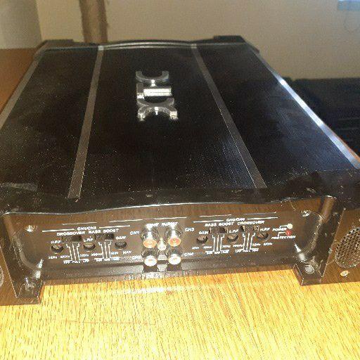 XTC 8000W amp
