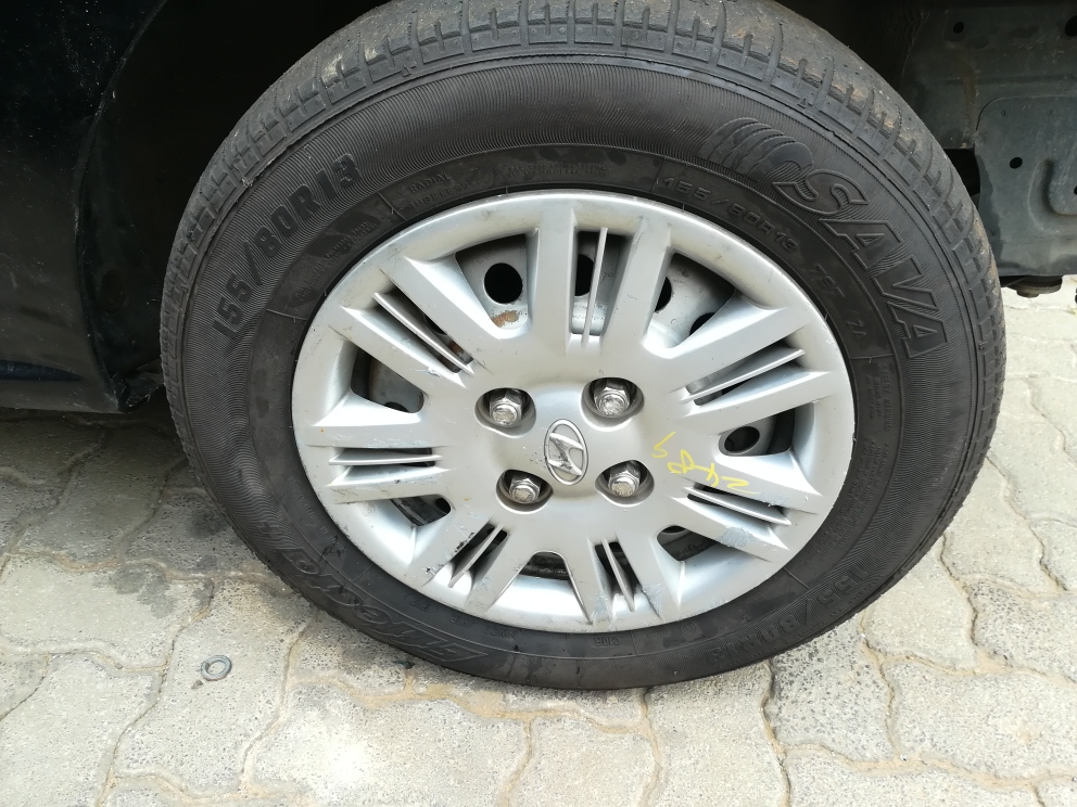 Hyundai Atos1.1 2007 - *NOW STRIPPING FOR SPARES*