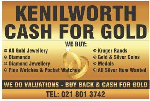 Gold Buyers - Kenilworth Gold Exchange - Cash 4 Gold