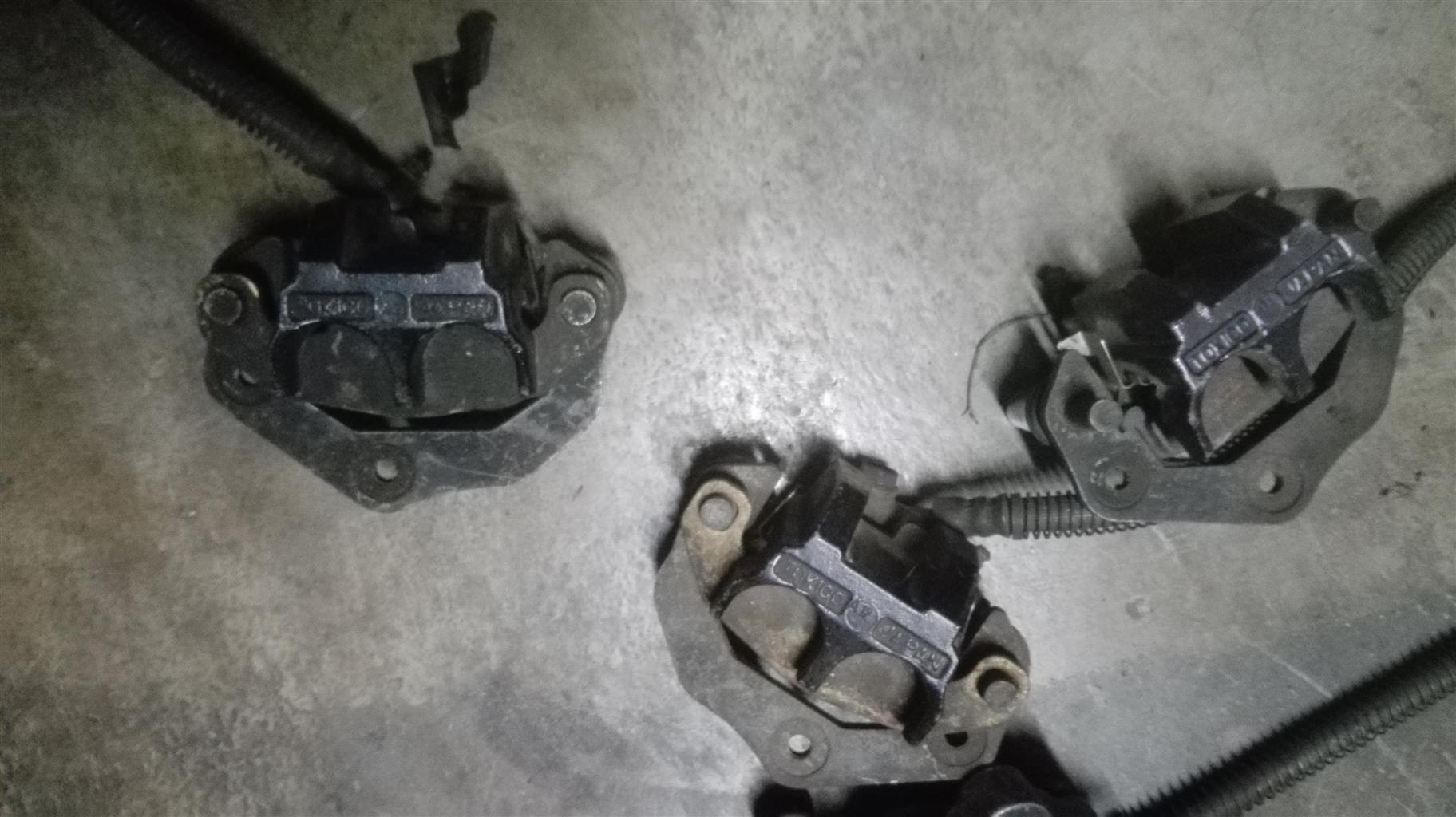 Kawasaki ZZR 400 spares