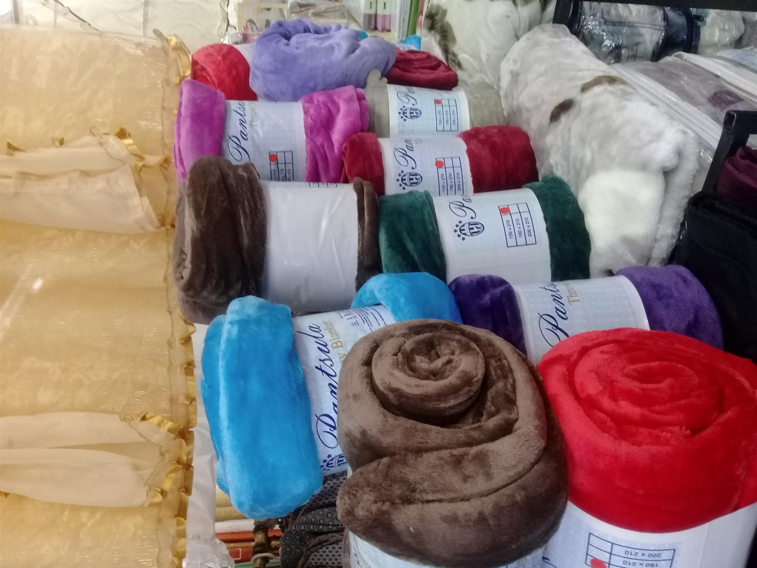 Christmas sale, curtains, comforters, sheets, blankets, bedspread, pillow, towels, lace curtain ,lining, etc