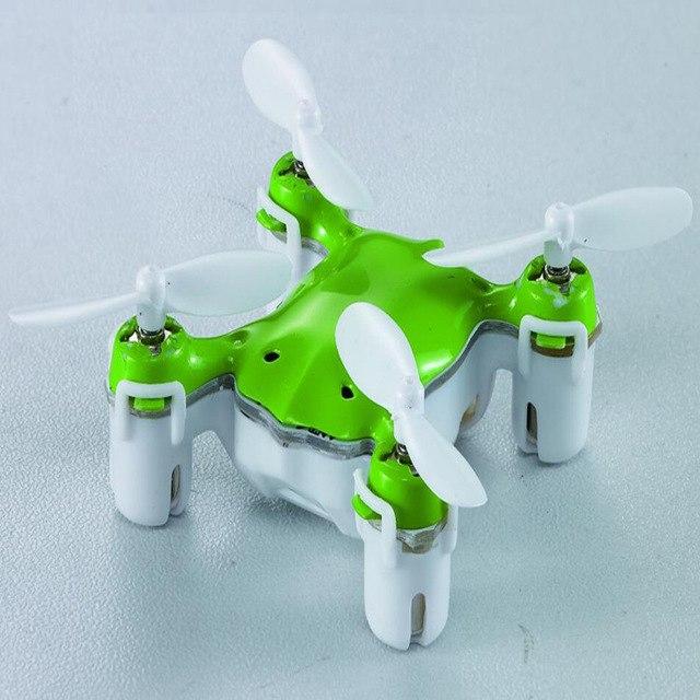 World smallest drone cx-stars 2.4G Mini Remote Control Toys 6Axis RC Quadcopter Mini nano RC Helicopters