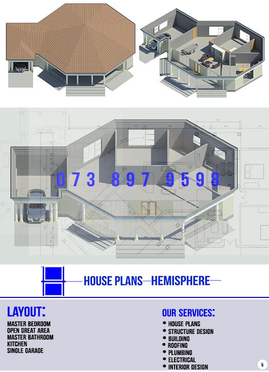 Rondavel House Plans in Limpopo   Polokwane   Lebowakgomo ...