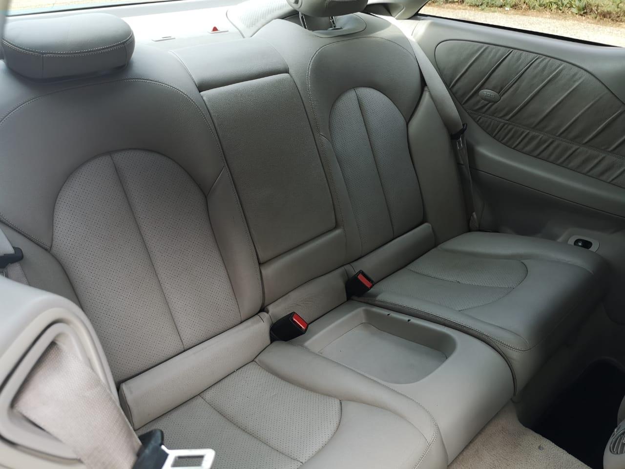 2004 Mercedes Benz CLK 320 coupé Elegance
