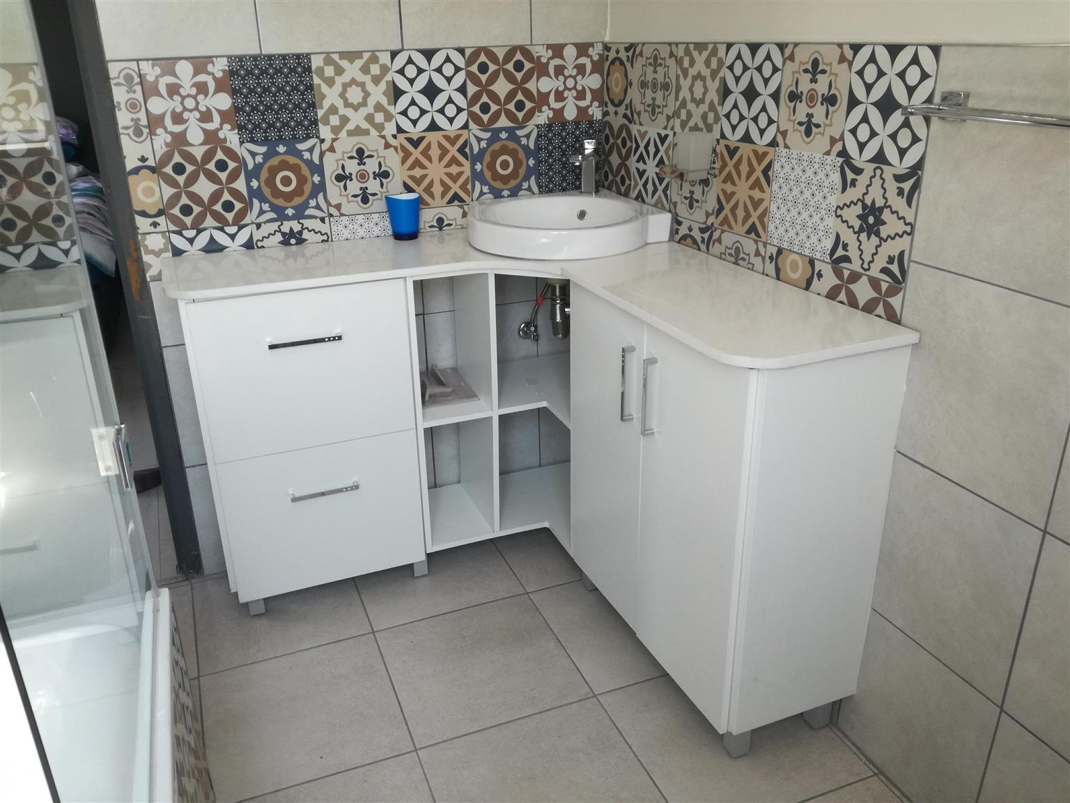 Kitchen renovation and bathroom renovations