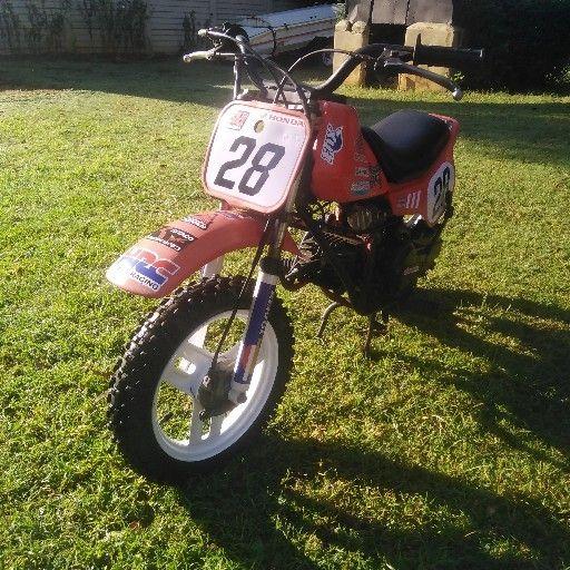 50cc Honda QR