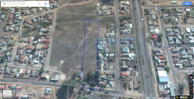 Urgent sale Large land for sale in Wellington