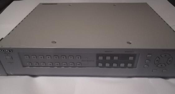 The Sony YSDX516P Multiplexer