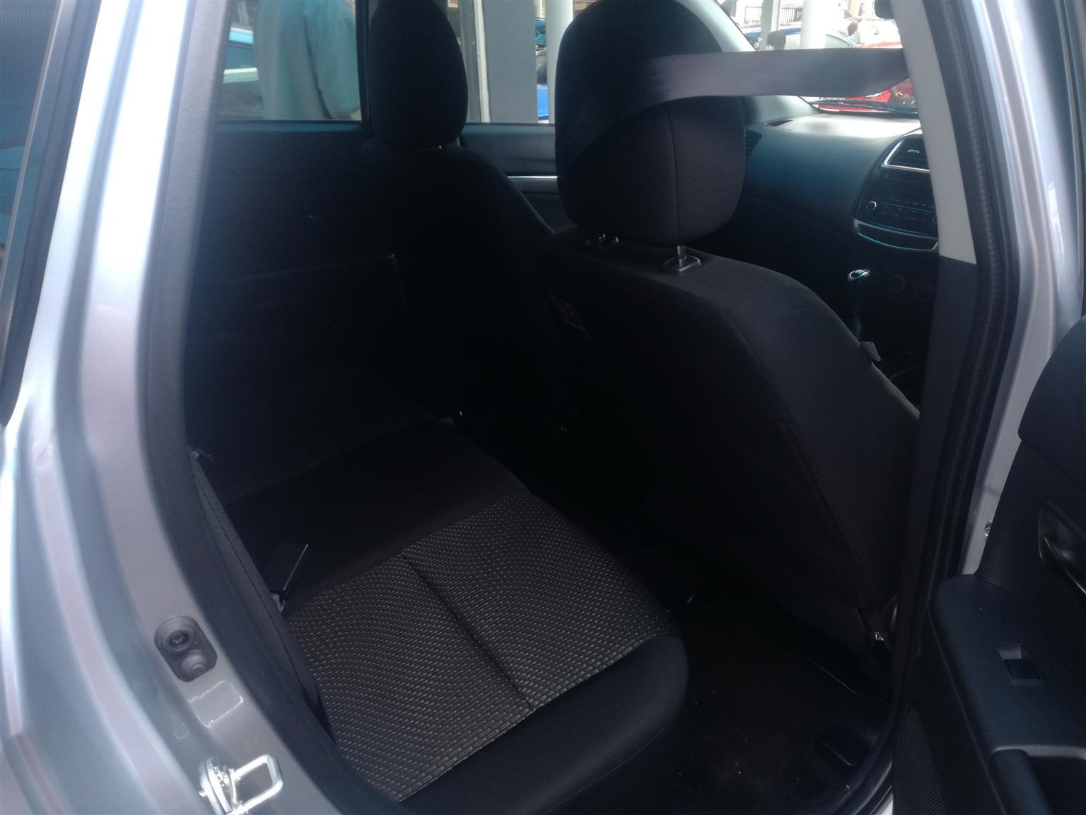 2017 Mitsubishi ASX 2.0 GL
