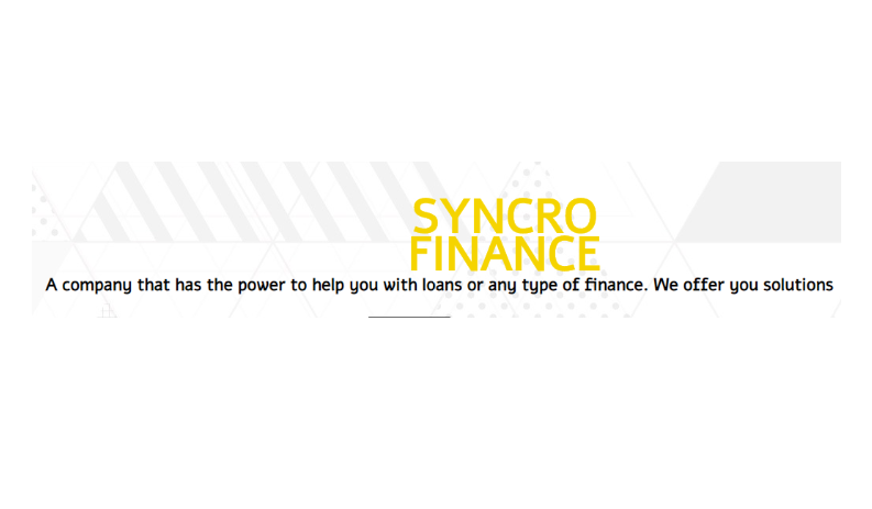Find SyncroFinance's adverts listed on Junk Mail