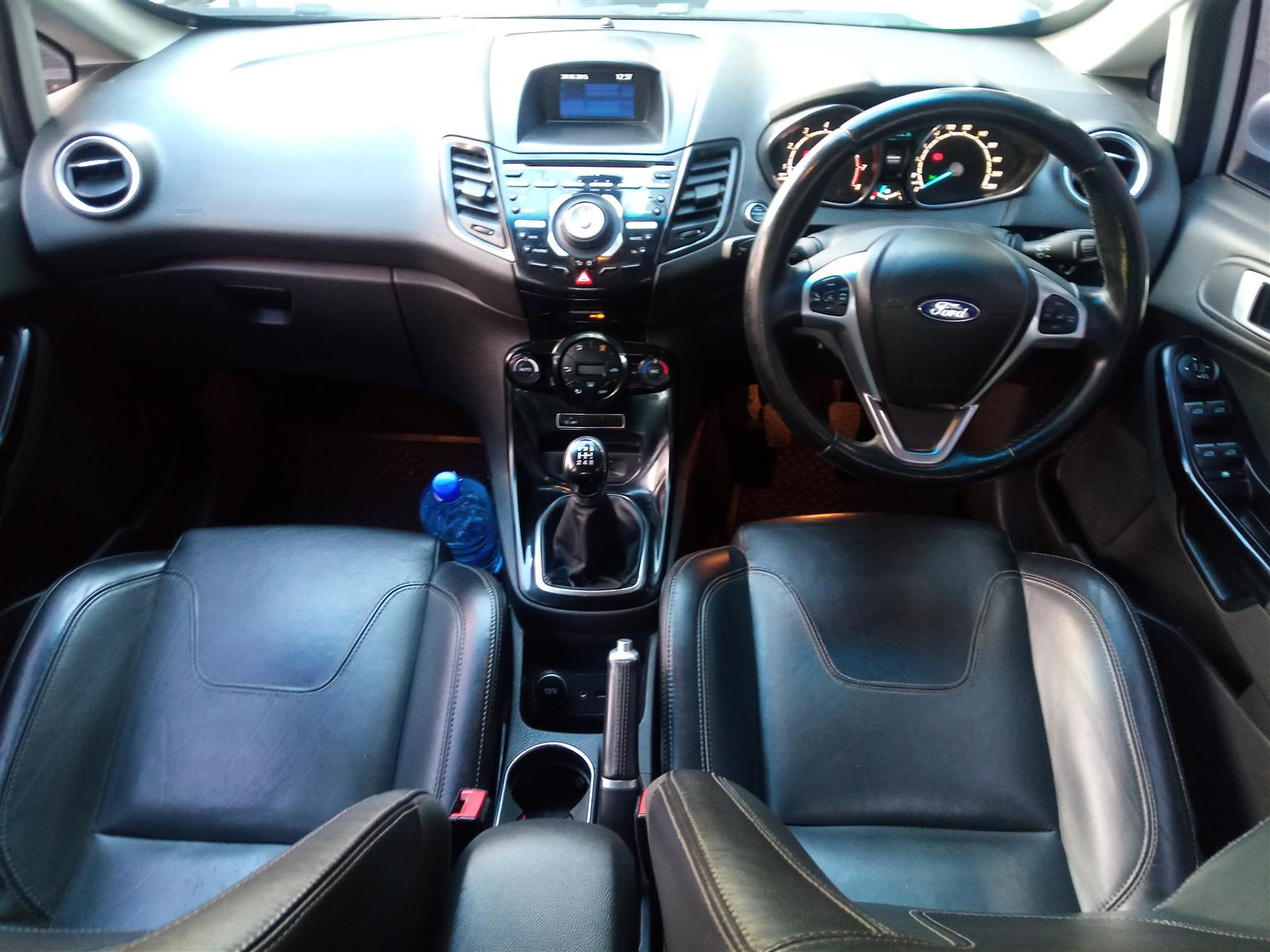 2015 Ford Fiesta 5 door 1.0T Titanium