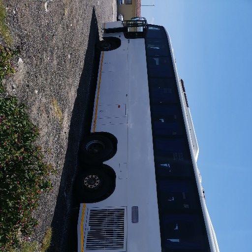 60 Seater Bus Semi Lux