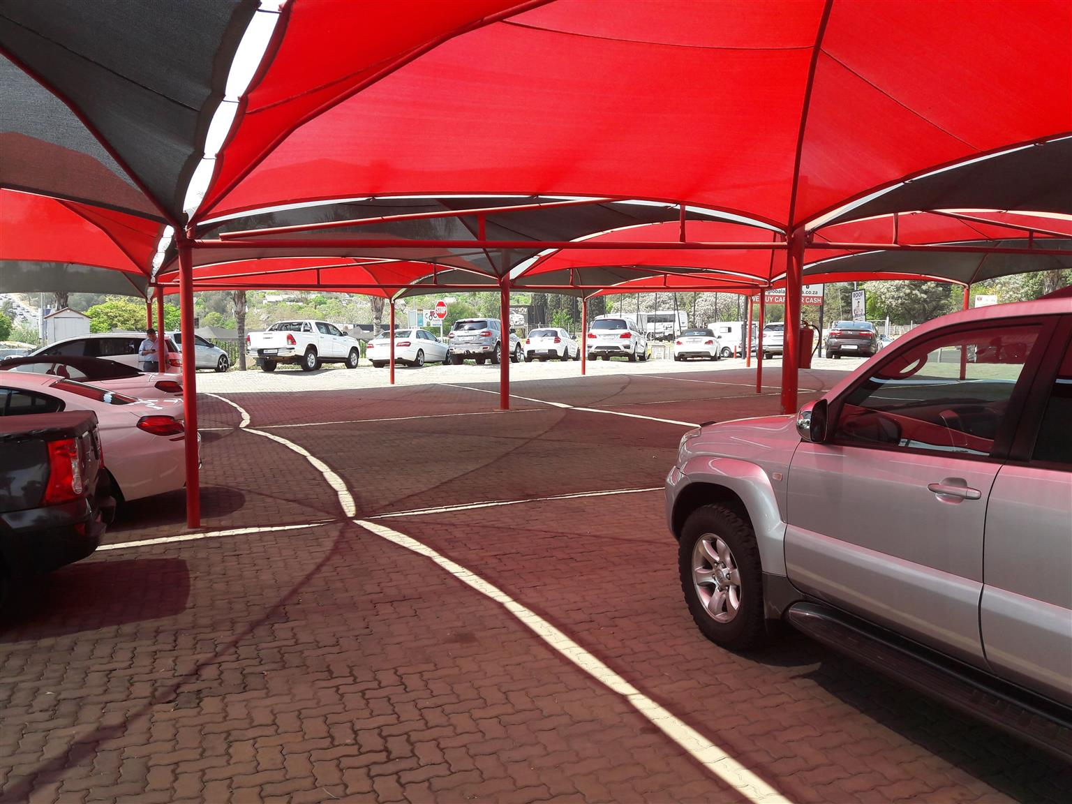Prime Witkoppen Frontage Property