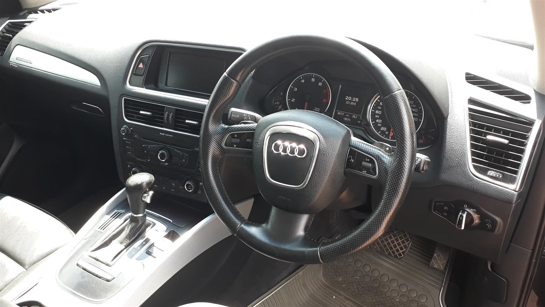 2012 Audi Q3 2.0T quattro auto