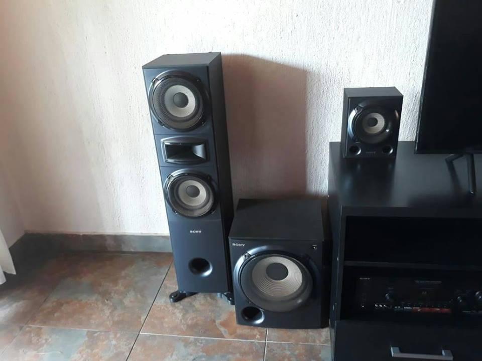 Sony Surround Sound 6.2