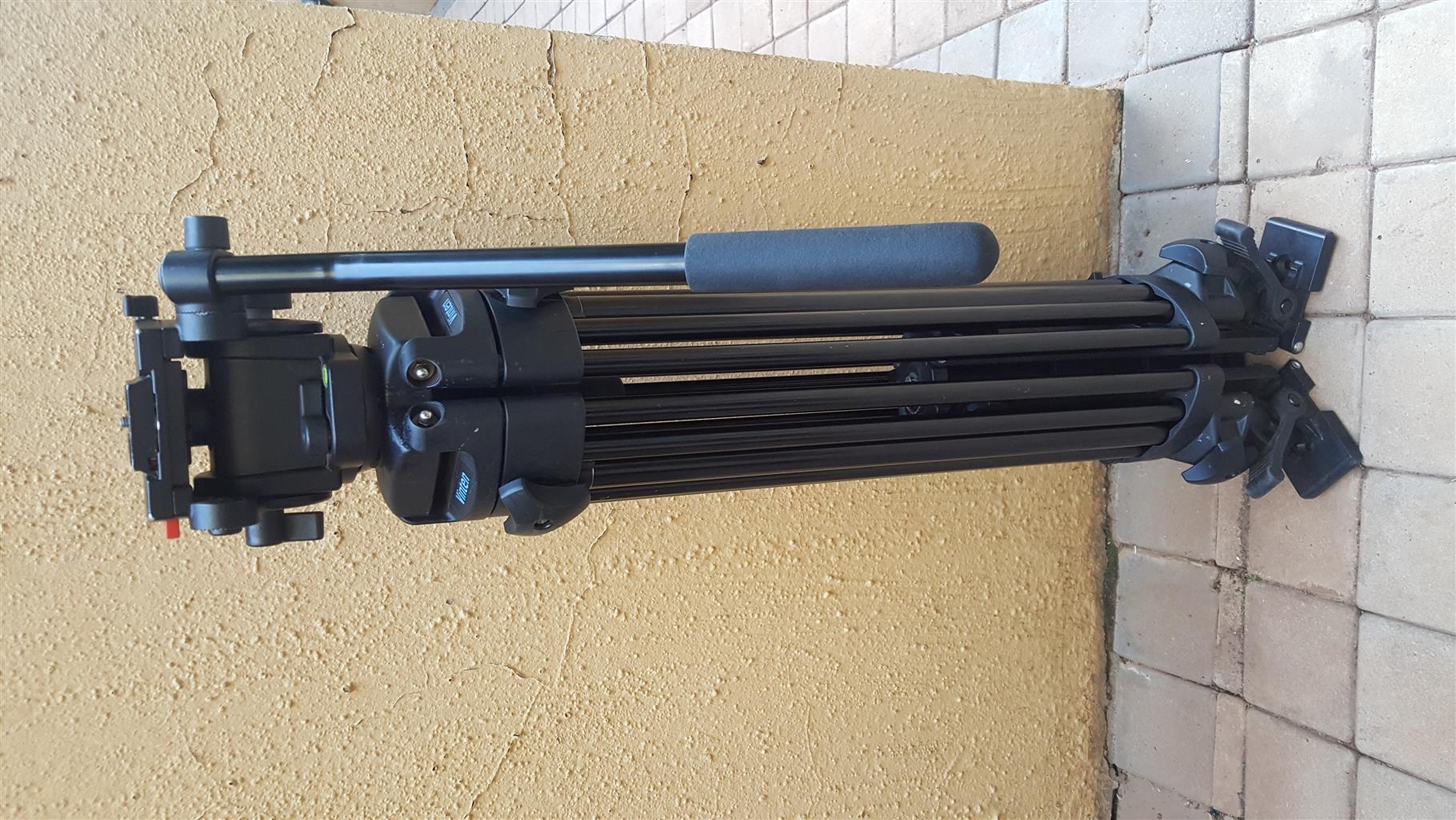 Vinten Pro PT520 Tripod in hard carry case