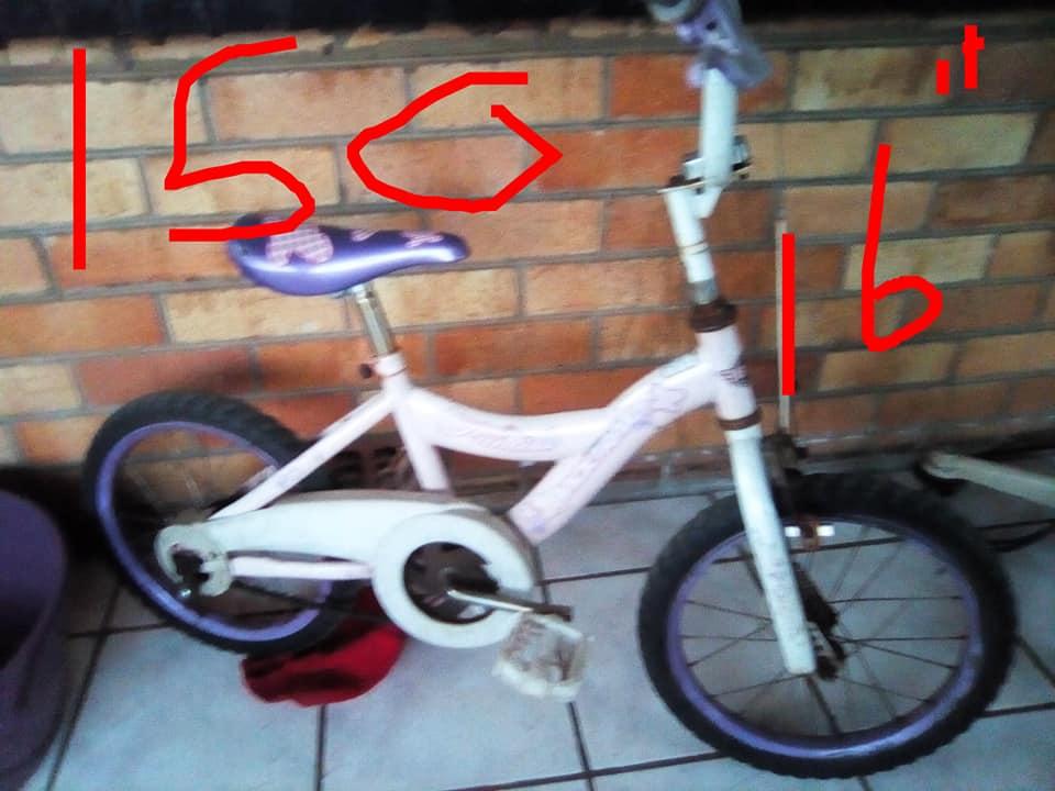 Kiddies bike for sale