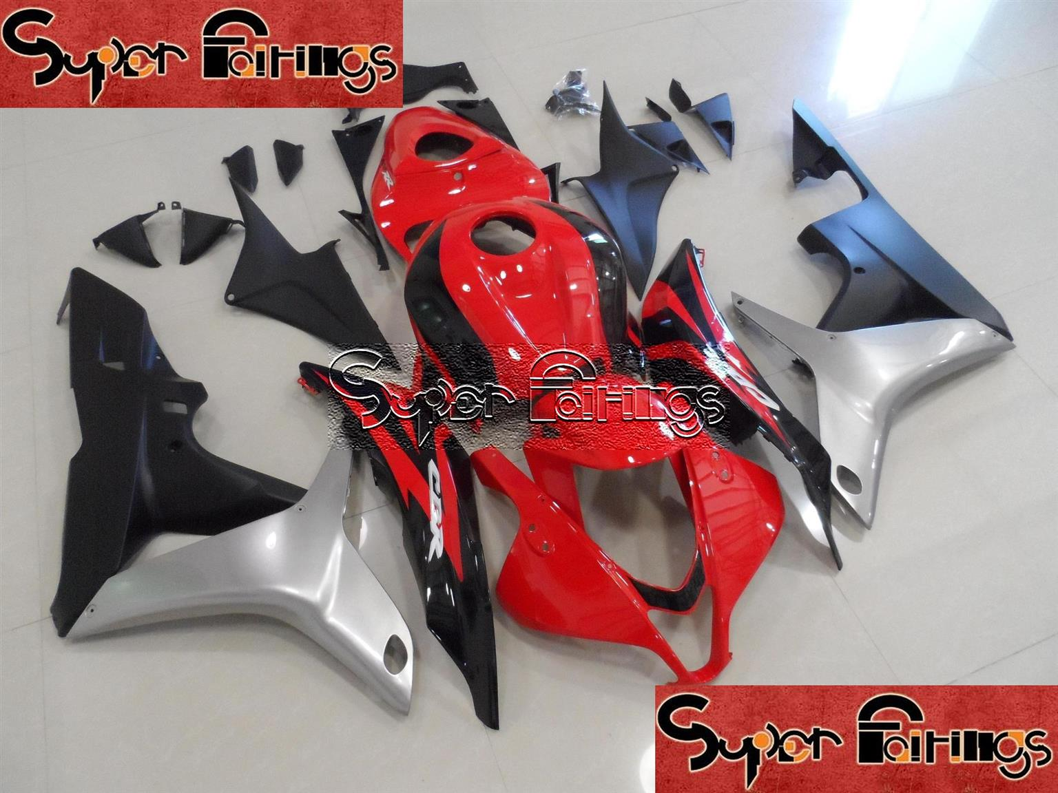 Super Fairings Motorcycle fairing kits and accessories