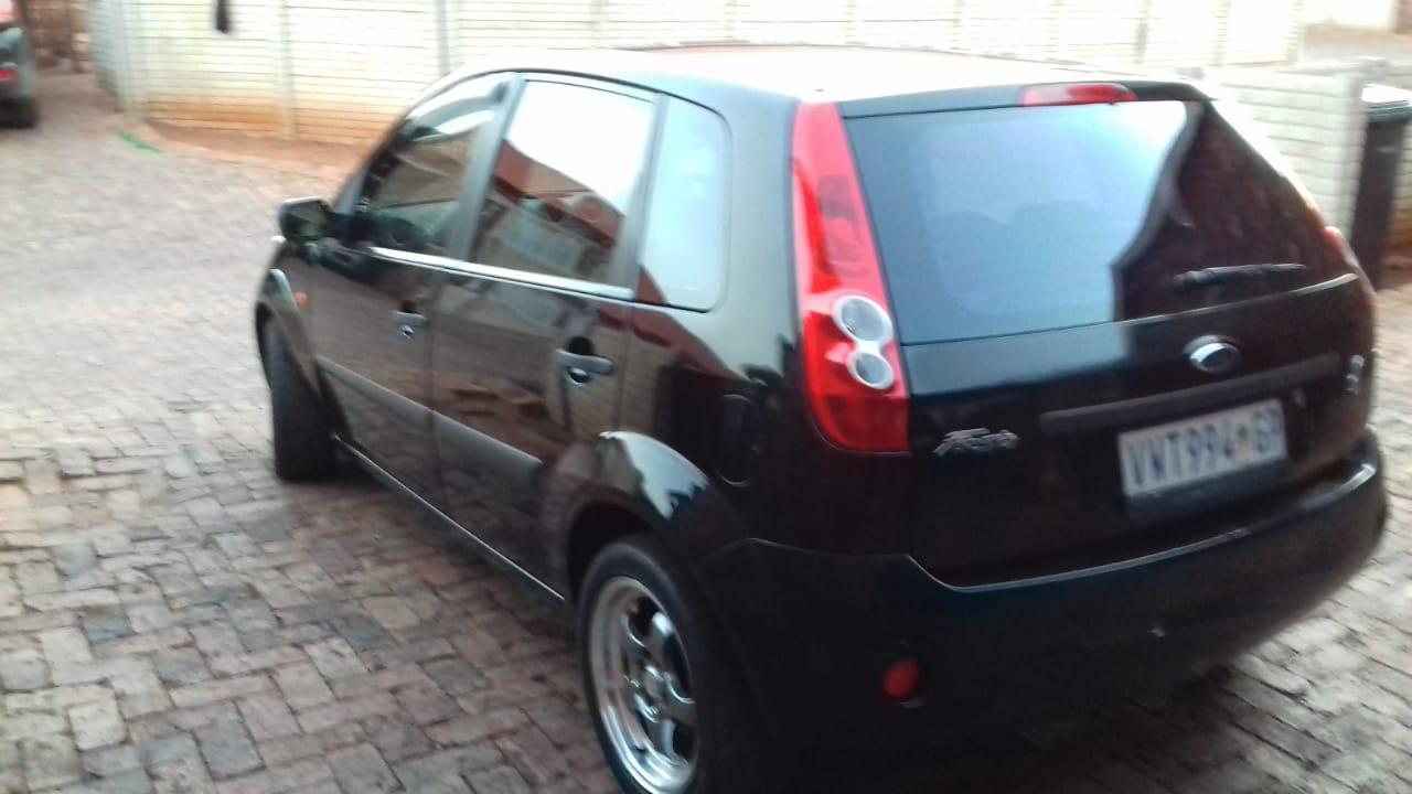 2007 Ford Fiesta 1.4 5 door Trend