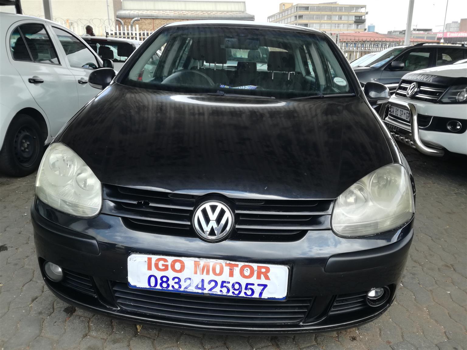2006 VW Golf 1.6 Trendline