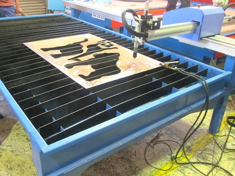 P-1530 MetalWise Lite CNC Plasma/Flame Cutting Machine 1500x3000mm, Stepper Motor, Flame
