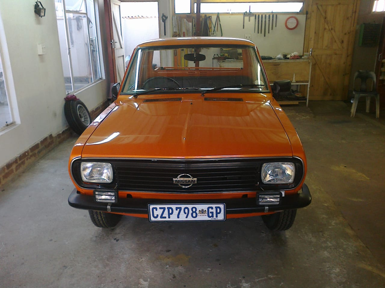 1997 Nissan 1400 Champ