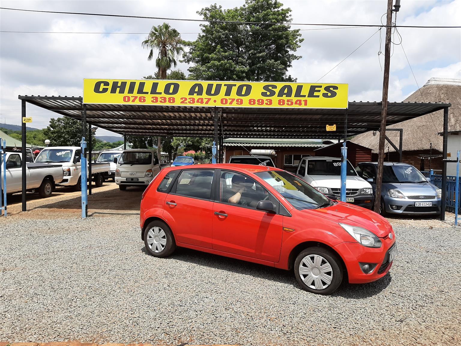 2010 Ford Figo 1.4 Ambiente