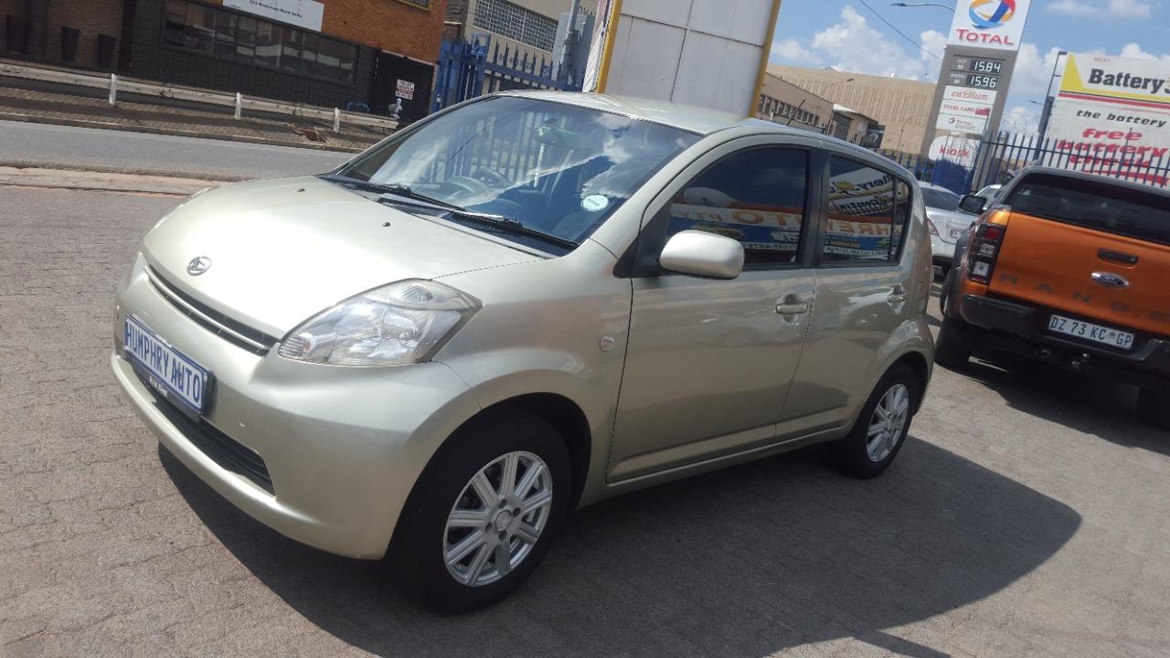 2011 Daihatsu Sirion 1.3