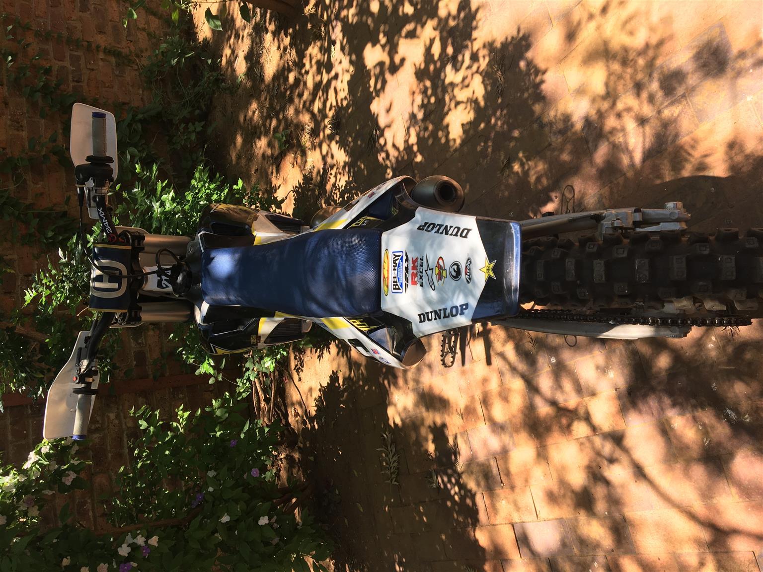 2016 Husqvarna TC 125 Motocross