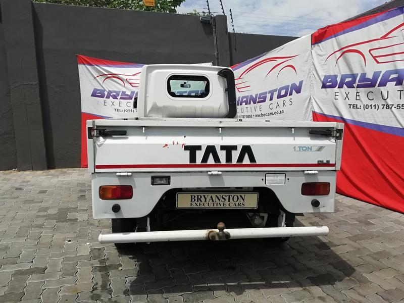 2016 Tata Super Ace 1.4 Tcic S/cab Dle (ac)