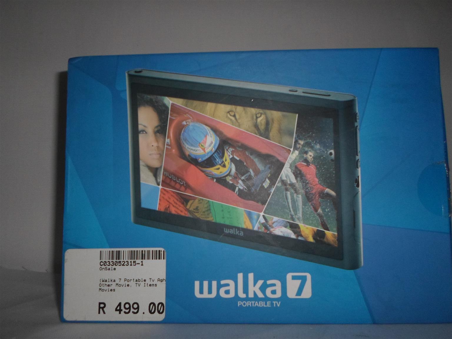 Walka 7 Portable TV