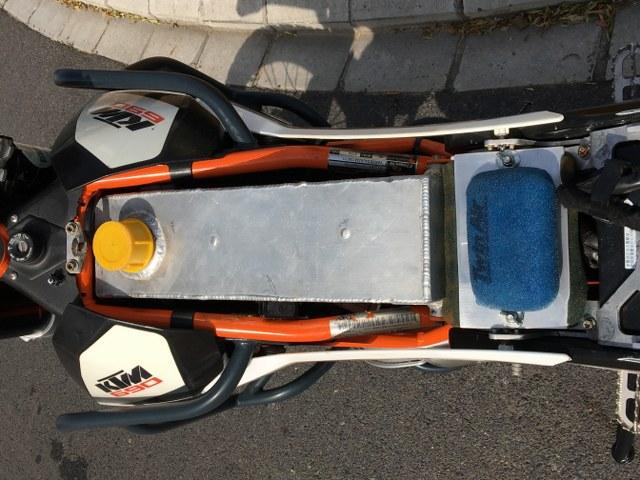 KTM 690R Enduro