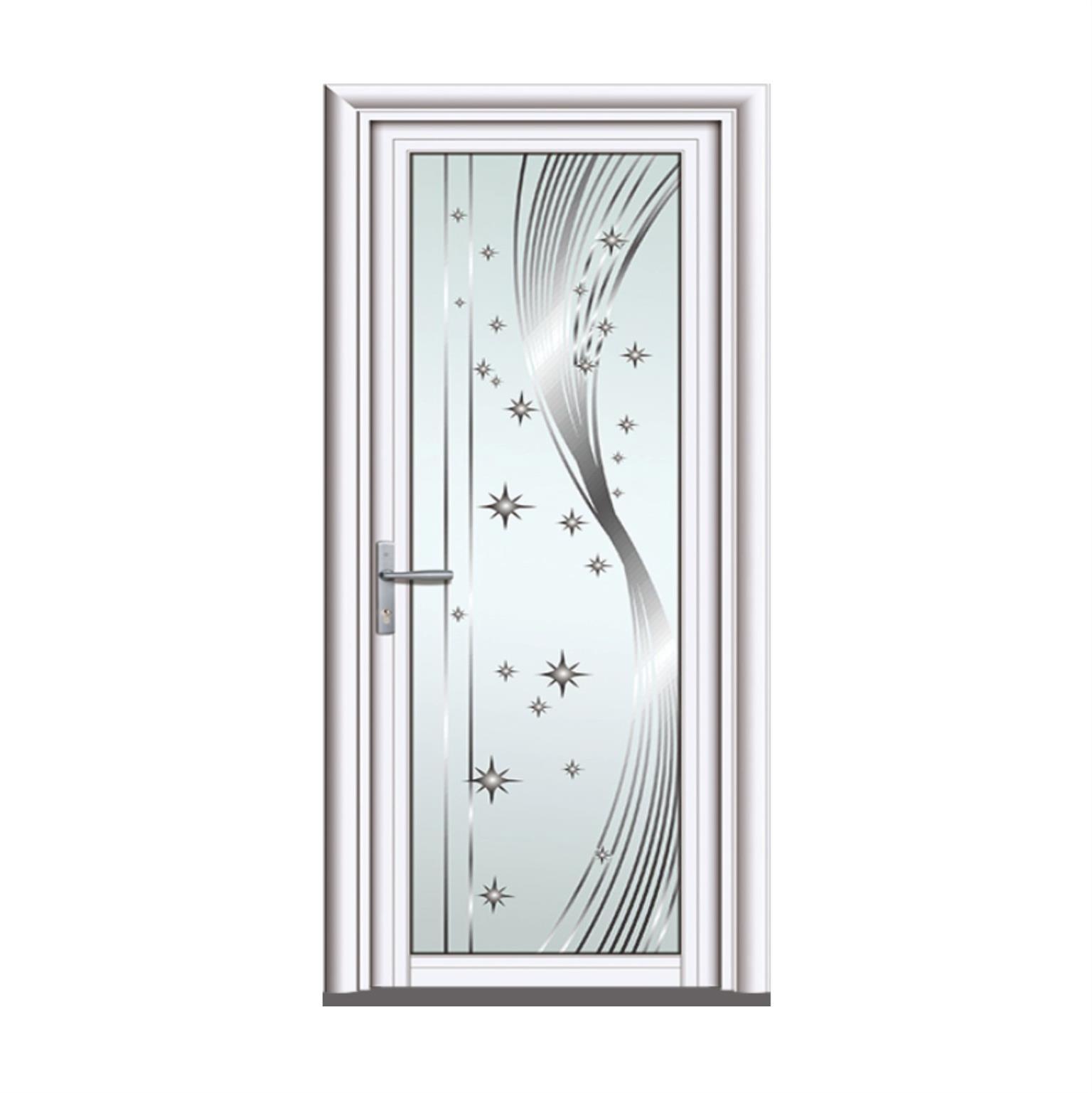 Aluminium Door Bedroom/Bathroom