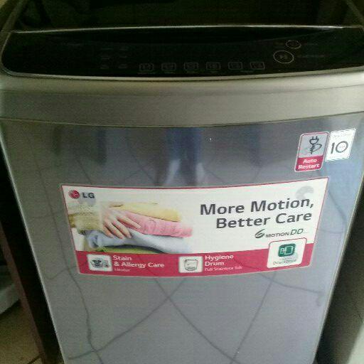 LG 13kg Direct Drive Top Loader Washing Machine