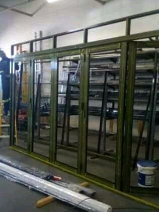 Glass and Aluminum Windows and doors