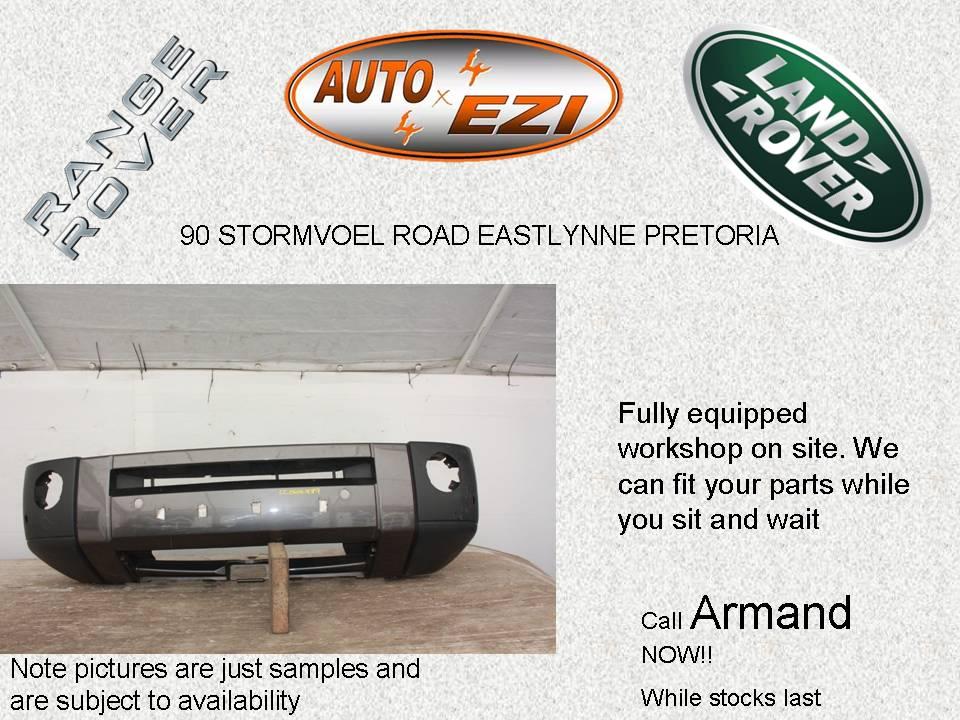 Land Rover Bumpers for sale   AUTO EZI