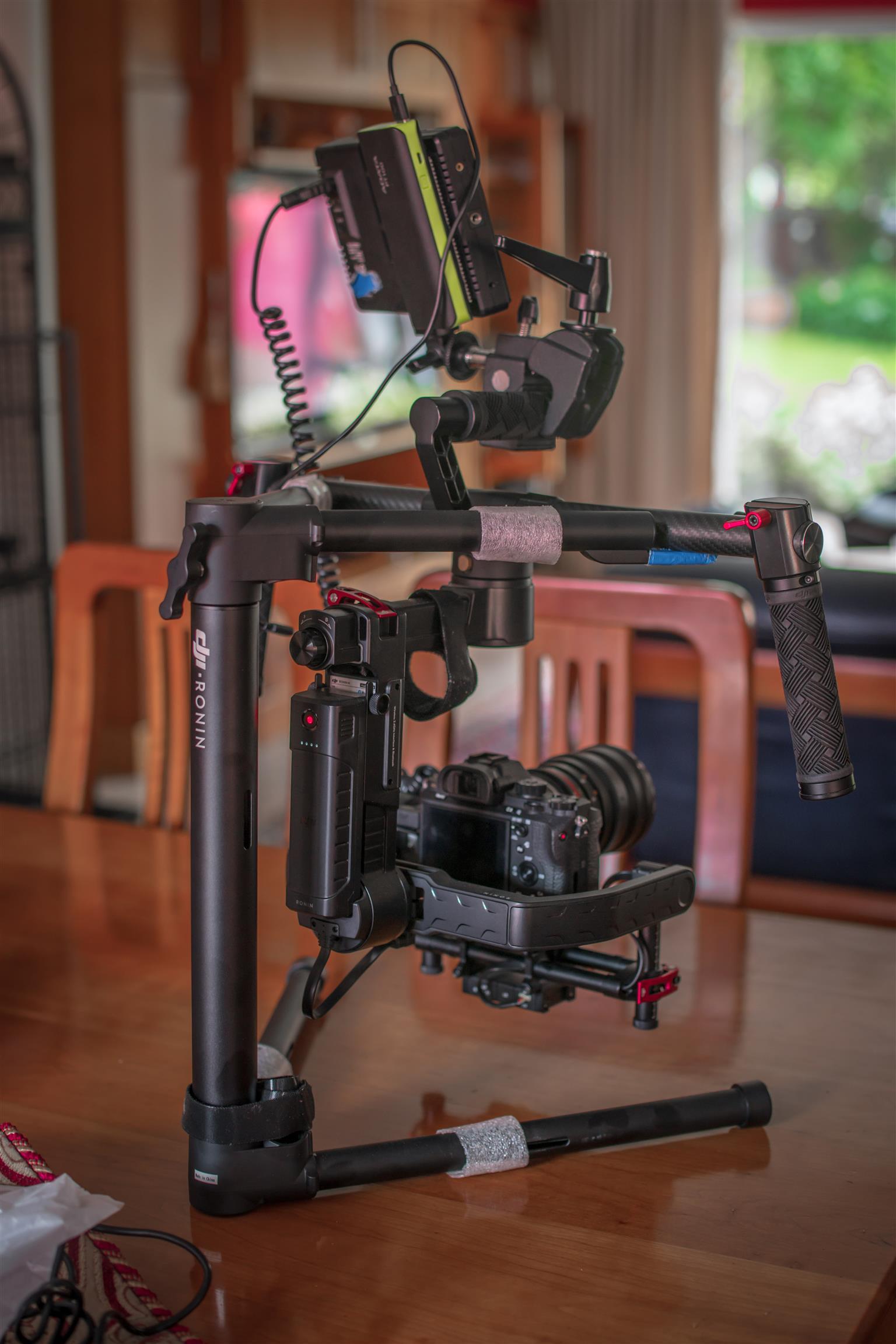 Ronin-M Camera Stand