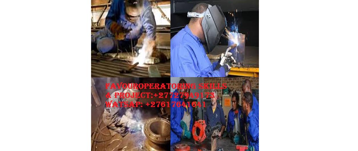 GRADER TRAINING MACHINES & WELDING COURSES/+27727949173/+27617641641