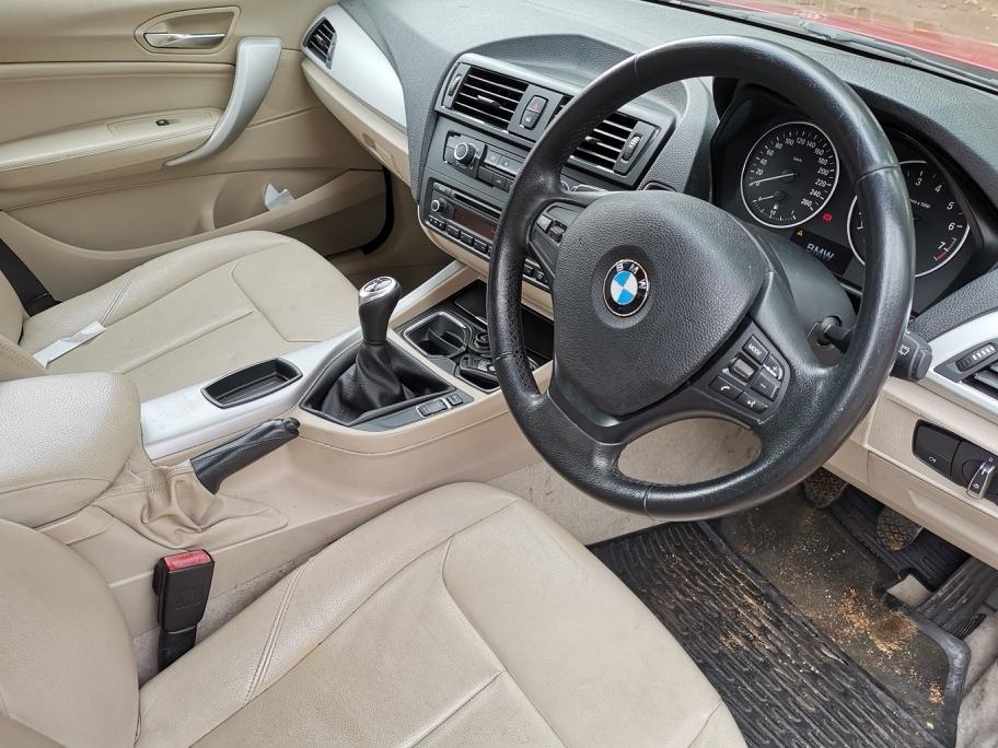 2012 BMW 1 Series 116i 5 door