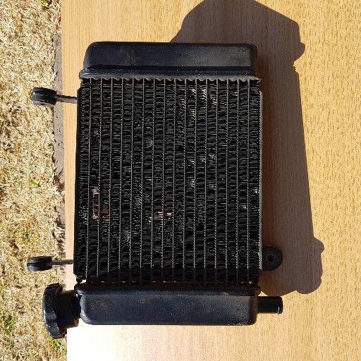 Honda cbr 125 radiator