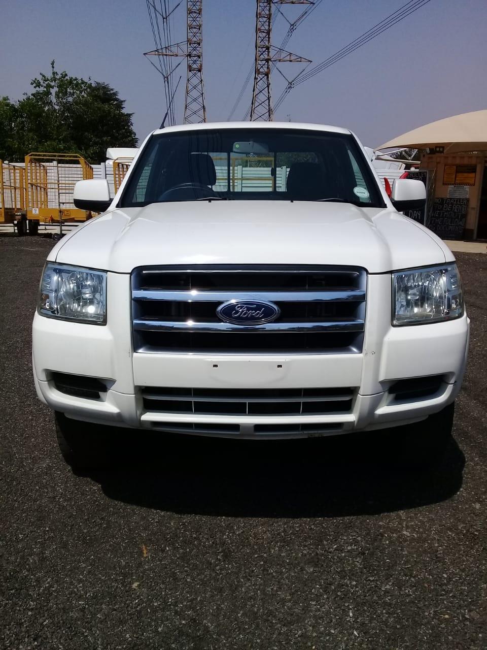 2007 Ford Ranger 3.0TDCi SuperCab 4x4 XLT