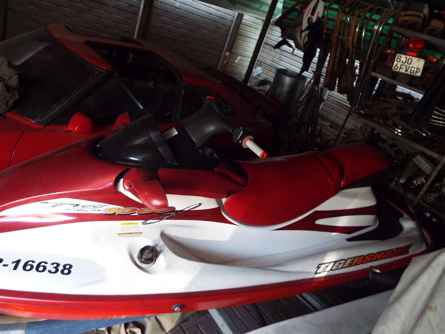 Tiger Shark TS 1000 Jet Ski