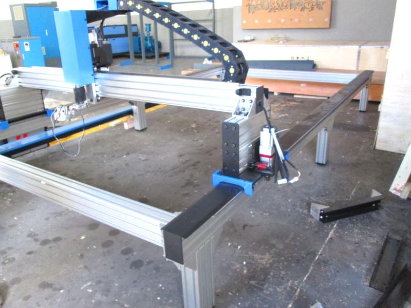 P-1530TA MetalWise Standard CNC Plasma Cutting Table 1500x3000mm, Stepper Motors, Arc