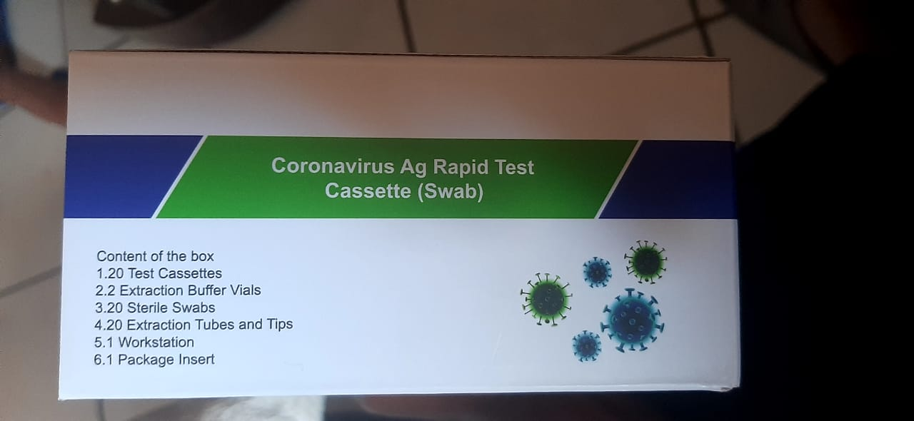 Antigen and Antibodies Rapid Test kits  Available Immediately