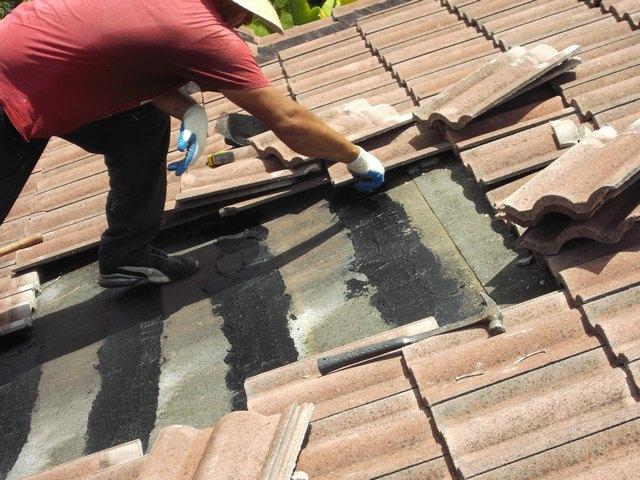 Roof Leaks Repairs Maintanence Waterproofing In Brits Water Proffing