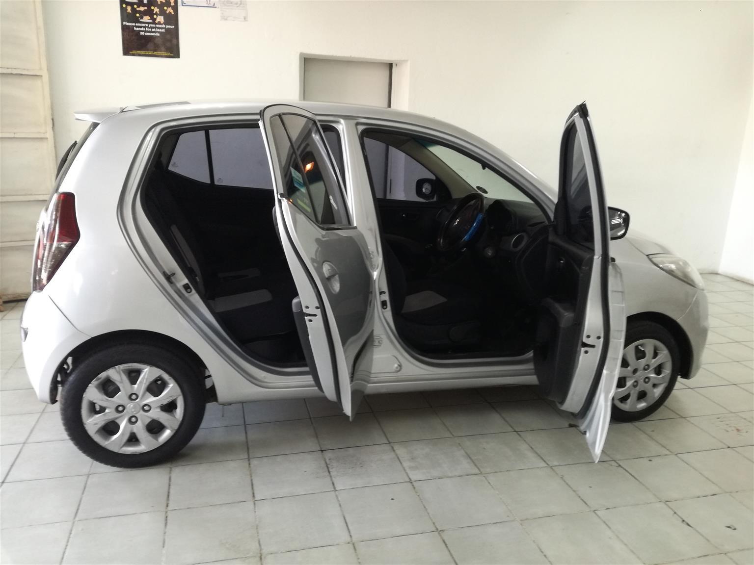 2011 Hyundai i10 1.2 GL