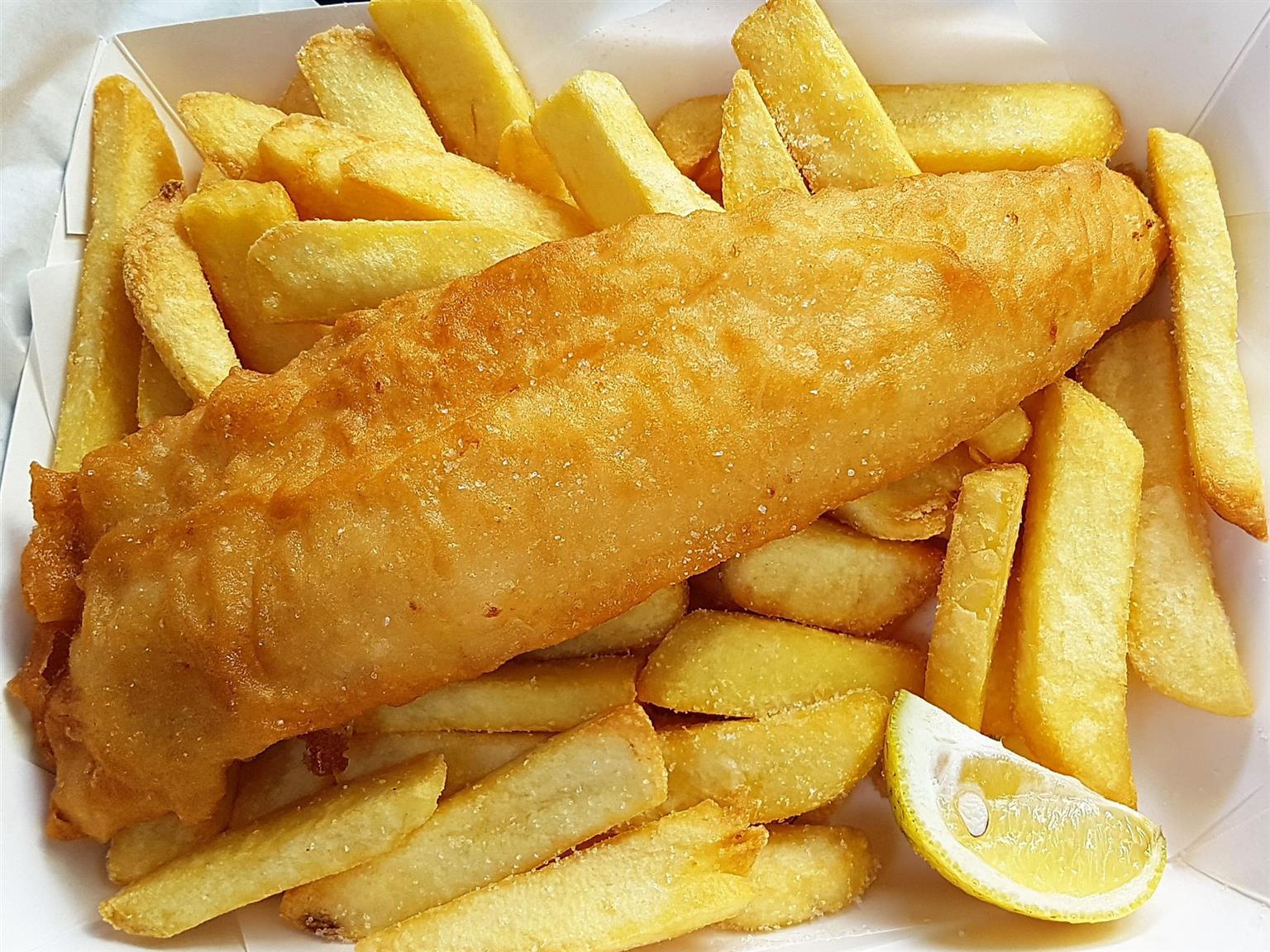 Fish & Chips Shop (Germiston)