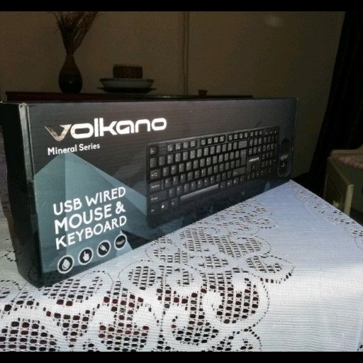Brand new sealed keyboard